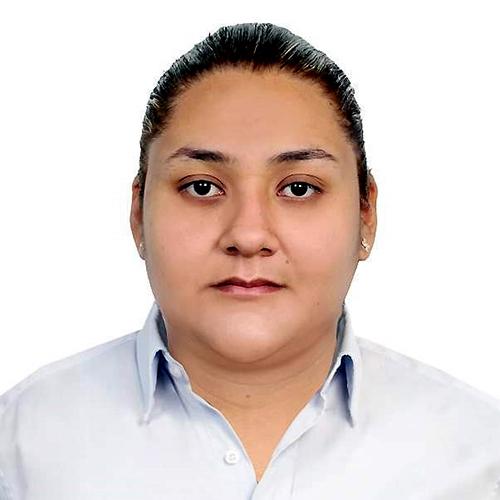 Isabel Adriana Bautista Hernandez SRT